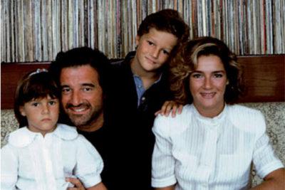 Famiglia di Christian de Sica