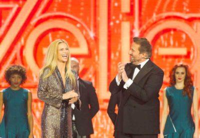 Zelig: festa in tv per i vent'anni dello show, conducono Hunziker e De Sica