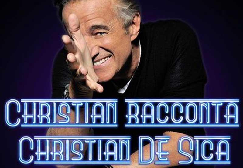 Christian racconta Christian De Sica