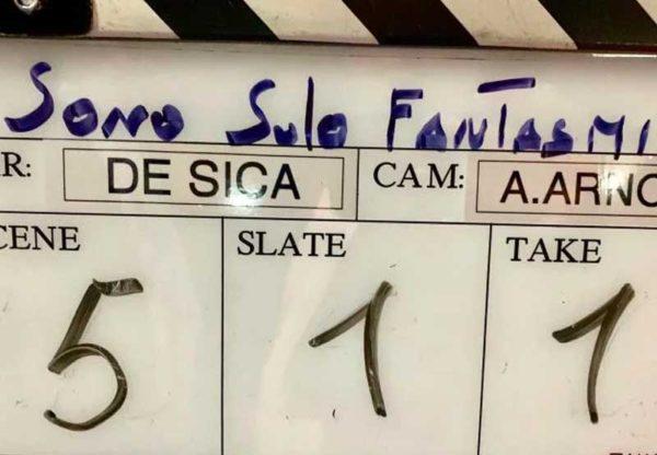 Sono solo fantasmi: iniziate le riprese del nuovo film da regista di Christian De Sica